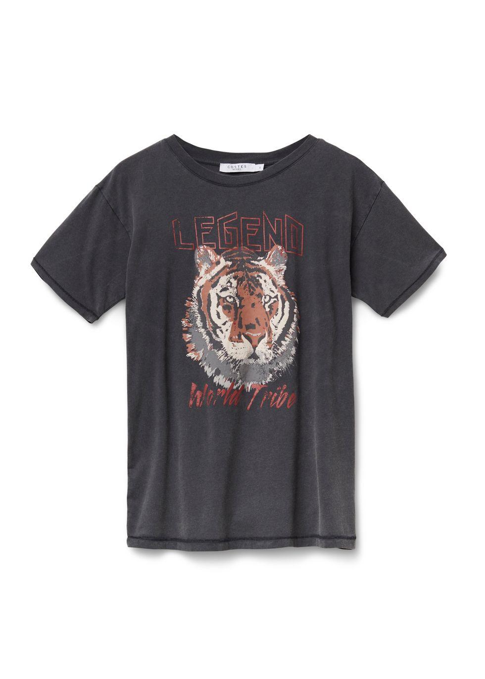 Tiger Triangle Sweat | Costes Fashion