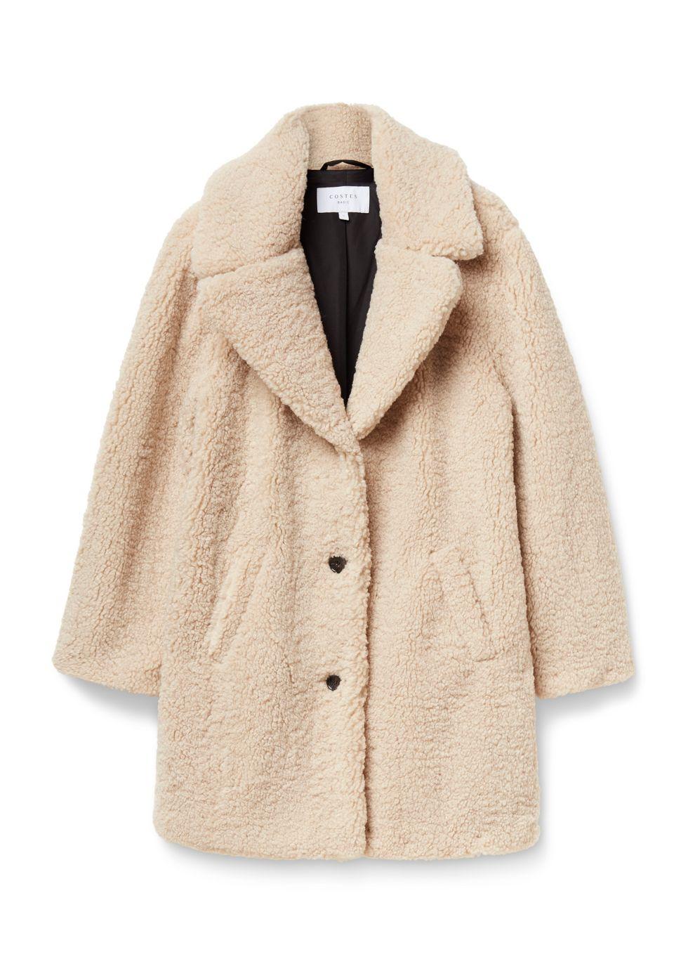 Teddy Coat | Costes Fashion