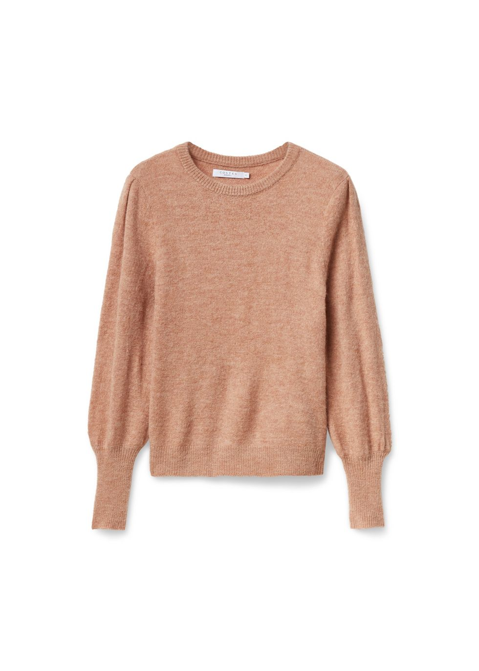 Balloon Sleeves Pullover | Costes Fashion