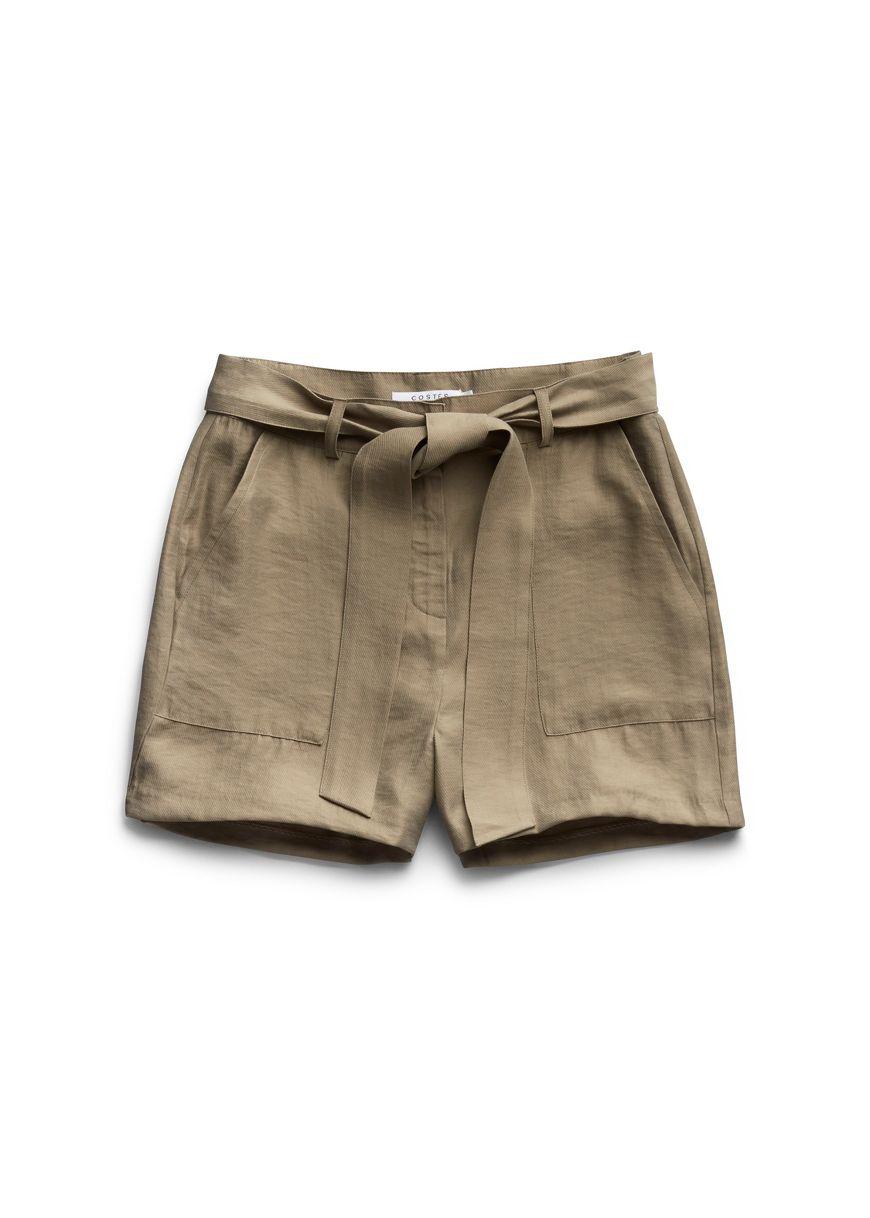 Stoere Dames Korte Broek.Shorts Voor Dames Costes Fashion