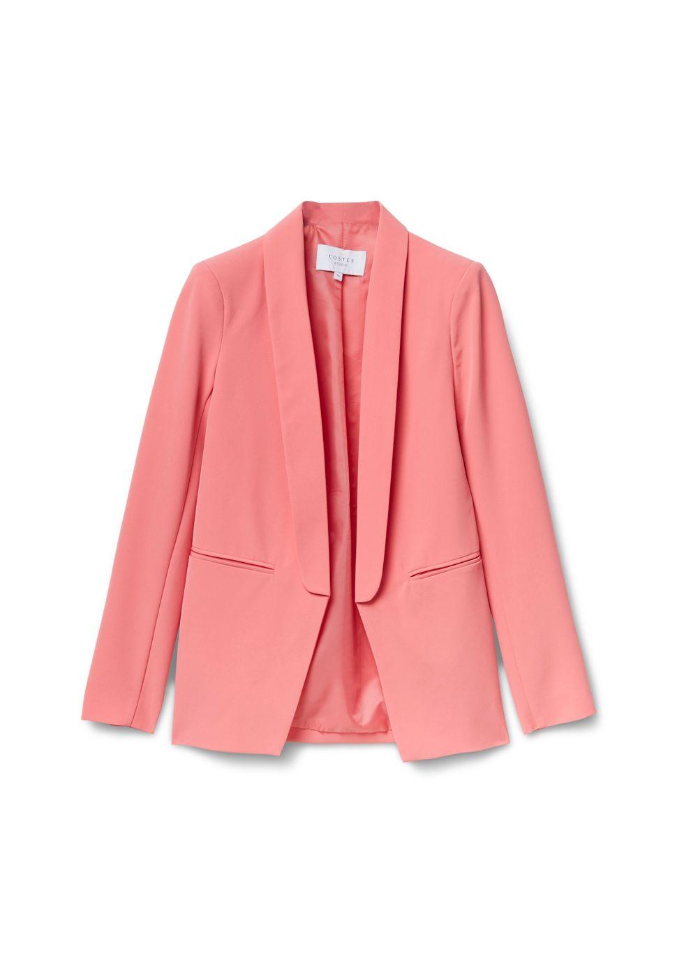 Welp Solid Blazer | Costes Fashion MW-31