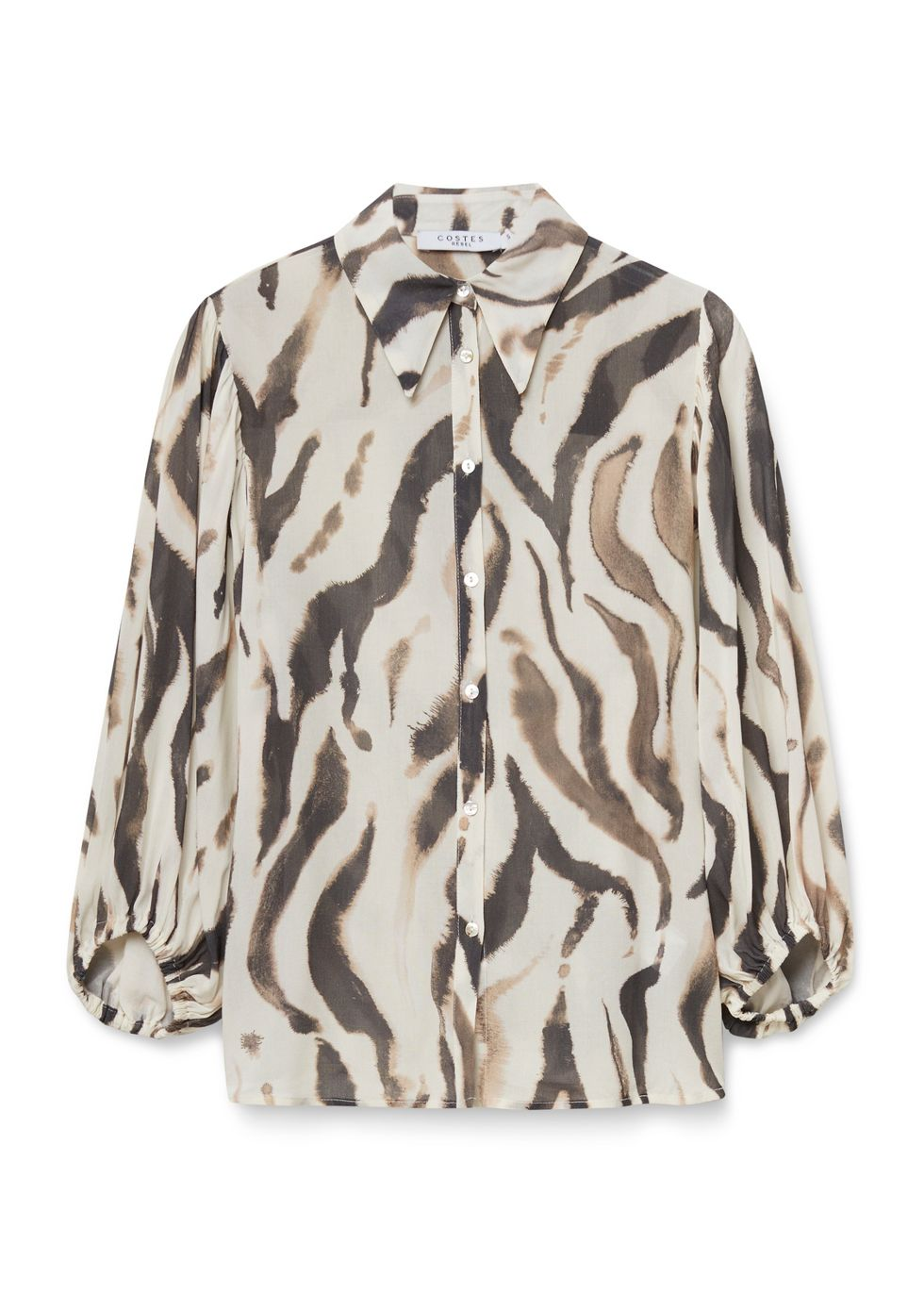Zebra Pullover | Costes Fashion