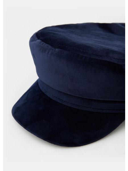 Velvet Fisherman Cap
