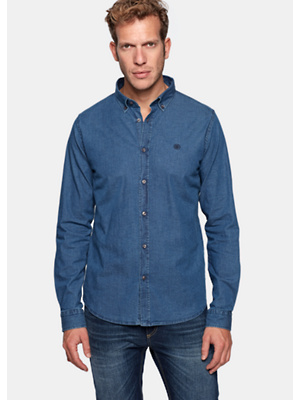 Denim Lycra Shirt