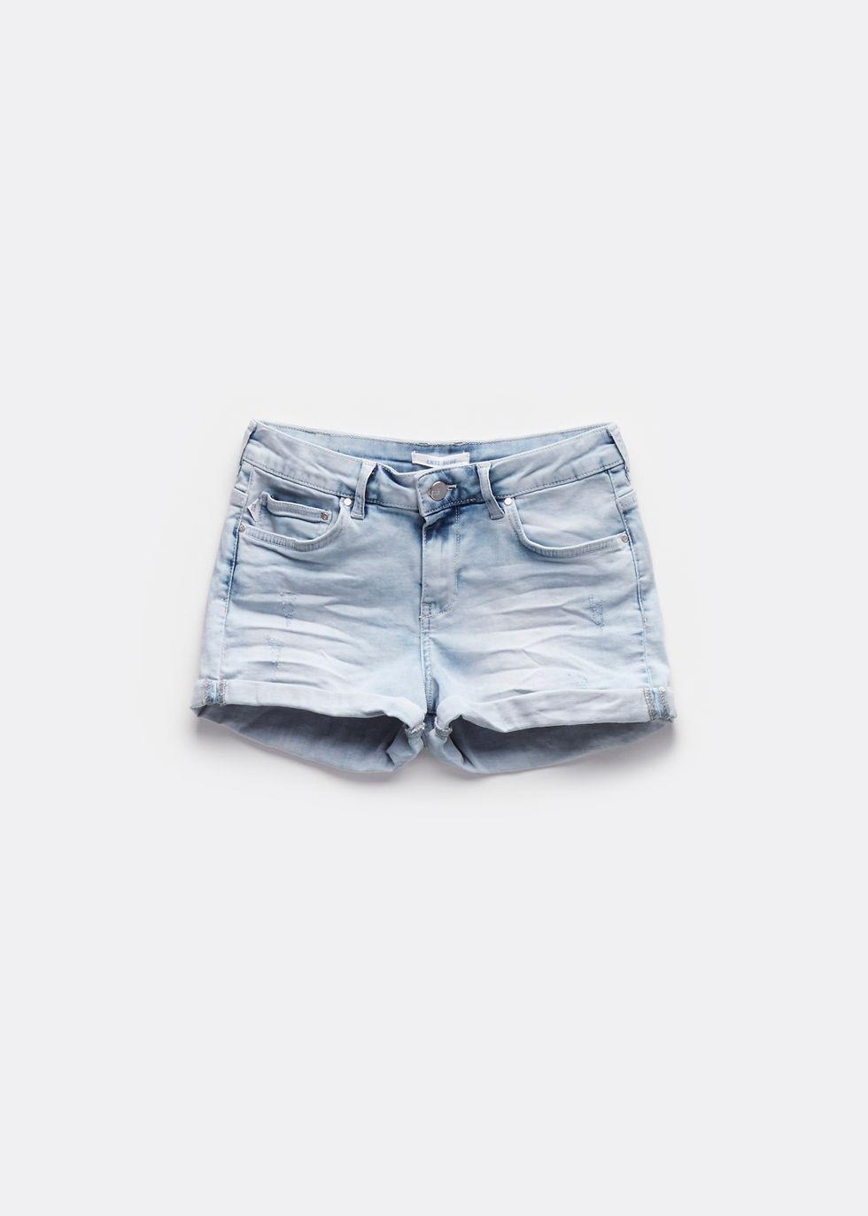 Denim shorts   The Sting