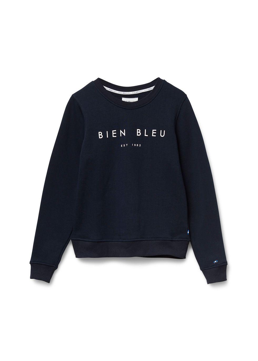 Crewneck Sweater donkerblauw