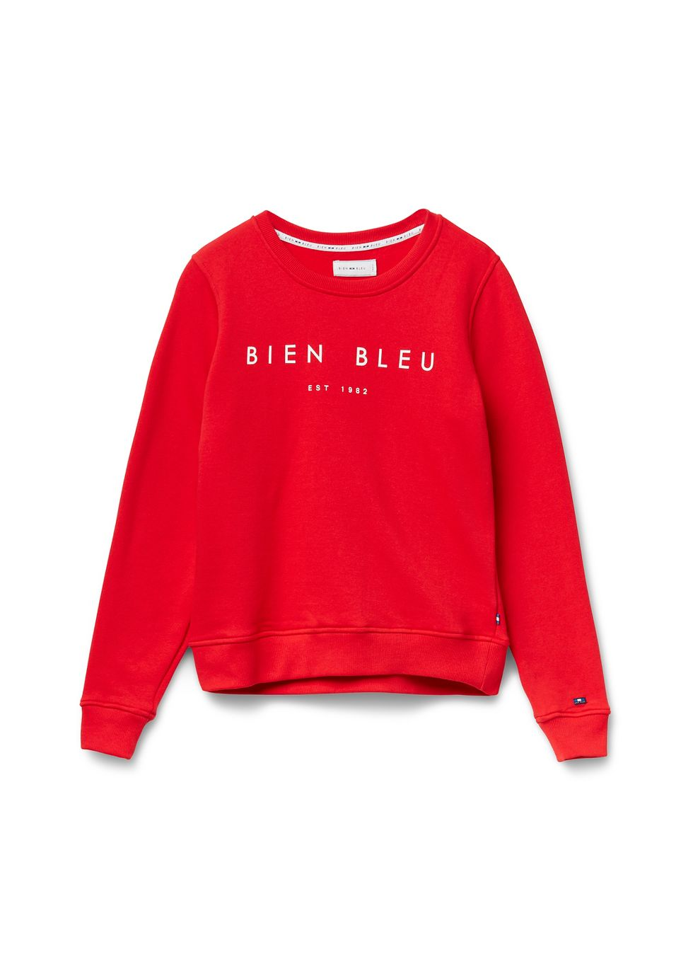Crewneck Sweater rood