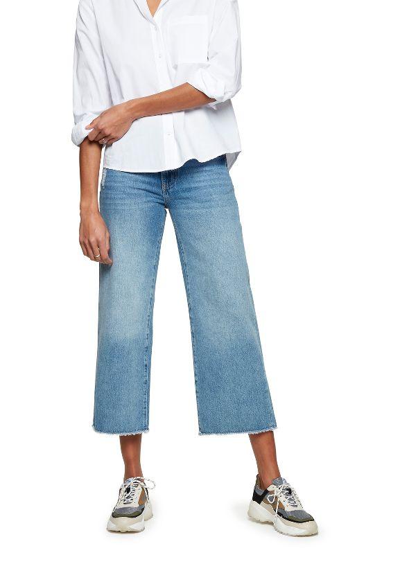 The sting Dames Skinny Jeans (Grijs)