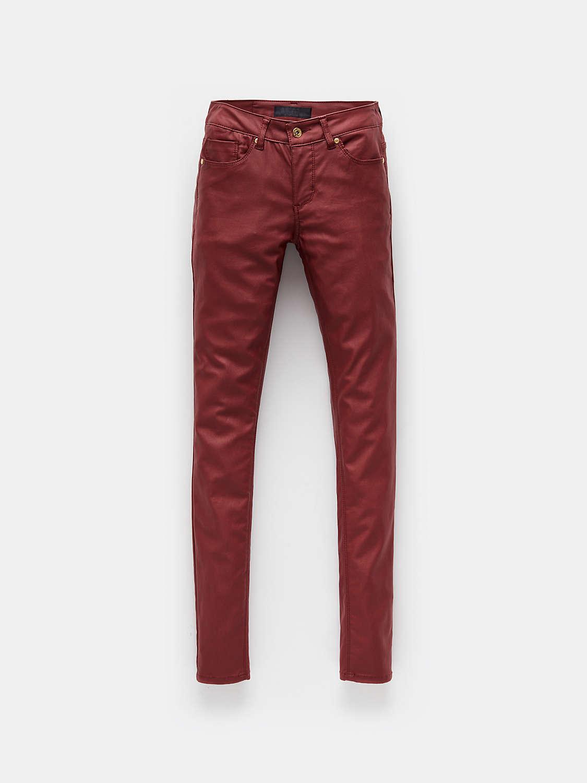 Coated Pants