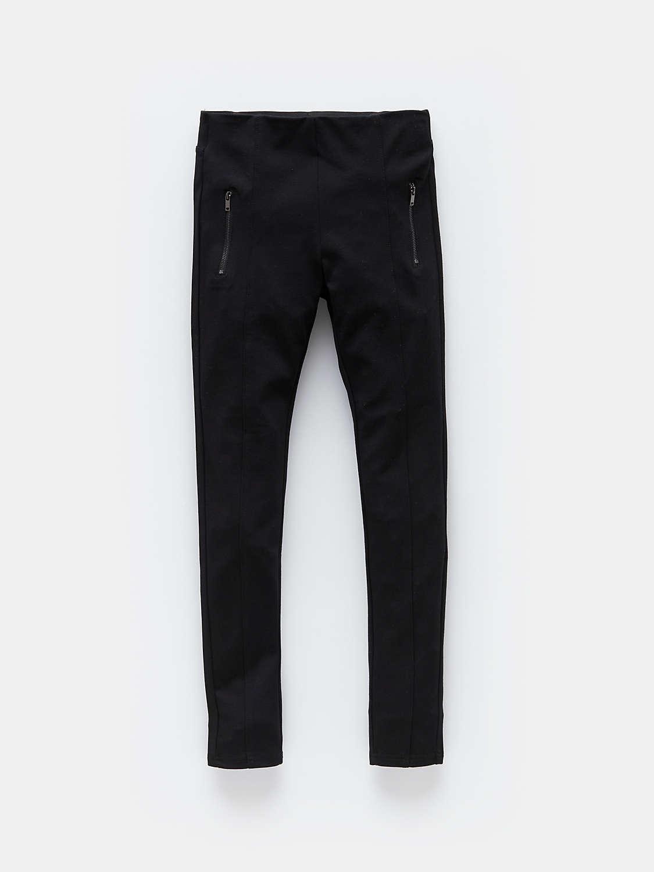 Punta zip pants