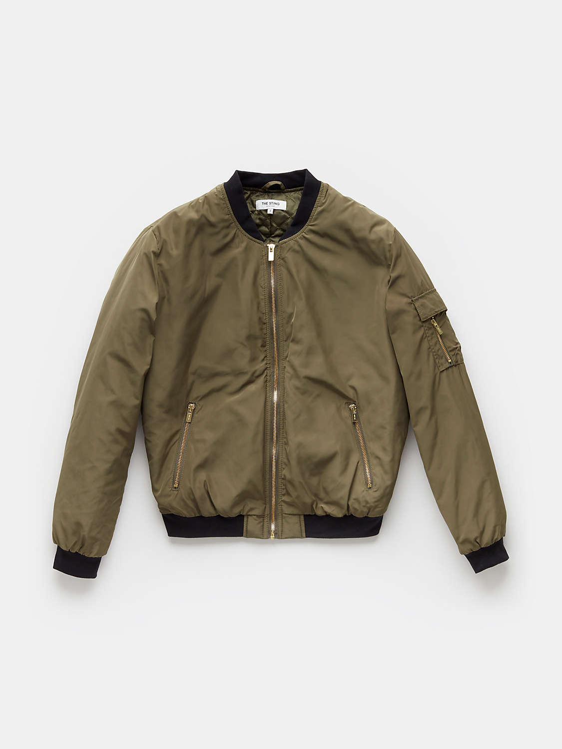 Solid bomber
